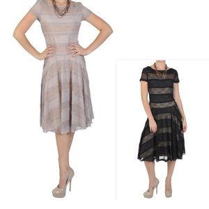 sangria Dresses & Skirts - Sangria like new Lace black dress 👗 sexy Sz 6