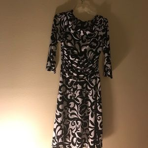 en focus Dresses & Skirts - En focus 3/4 sleeved dress like new condition 6