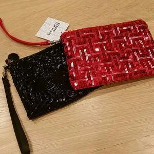 Target Handbags - NWT beaded coin purse bundle