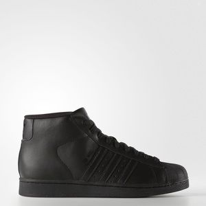 adidas Other - Adidas pro model black sneakers shoes mens 11