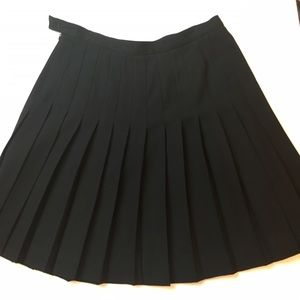 Womens Pleated Skirt Tumblr On Poshmark