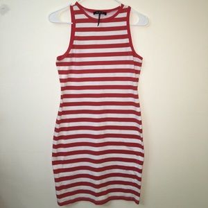 Energie Dresses & Skirts - Stripes tight dress