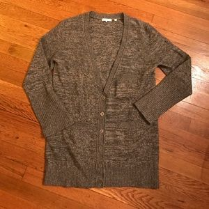 360 Cashmere Sweaters - 360 Cashmere Oversize Button Down Cardigan