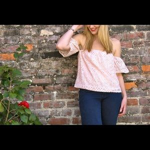 Everly Off the Shoulder Top