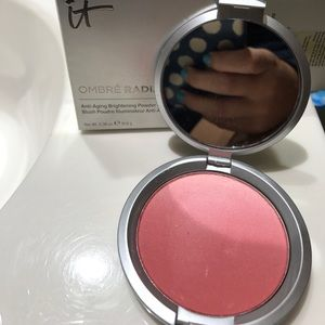 Ombré radiance blush by it cosmetics