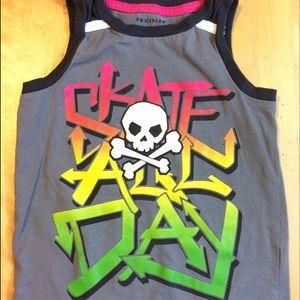 Other - Boy's HEALTHTEX Skater Tank / Shirt
