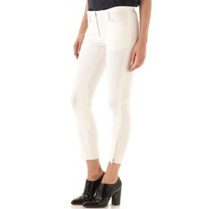 3.1 Phillip Lim off White skinny cropped pants