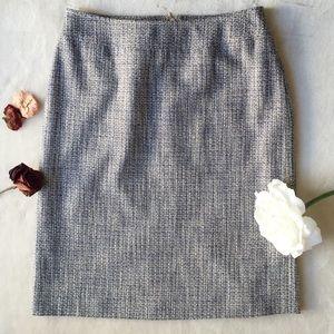 Tahari Dresses & Skirts - Tahari Arthur S. Levine Textured Skirt Size 2Petit