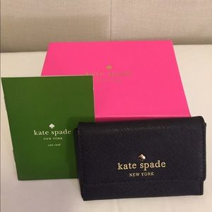 KATE SPADE COIN PURSE- NEVER USED/ORIGINAL BOXING