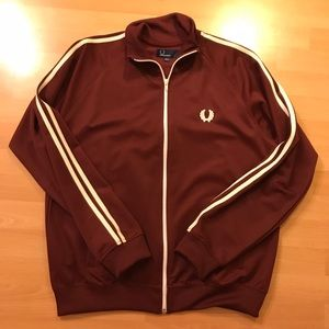 Fred Perry Other - Fred Perry Track Jacket