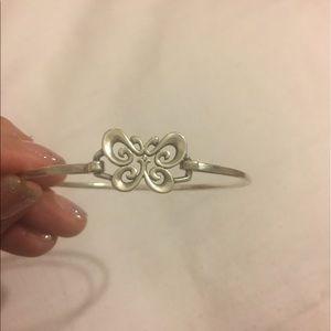 James Avery Jewelry - James Avery hook on butterfly bracelet