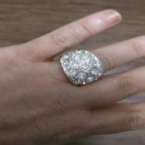 Custom Jewelry - City Girl Cocktail Ring