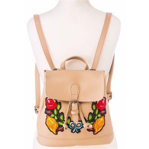urapis Handbags - Patchwork backpack
