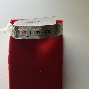 Boutique Jewelry - P.S. I Love You Bracelet