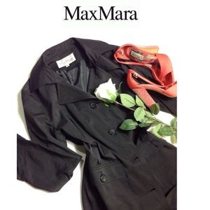 MaxMara Jackets & Blazers - MaxMara 🌷 Coat