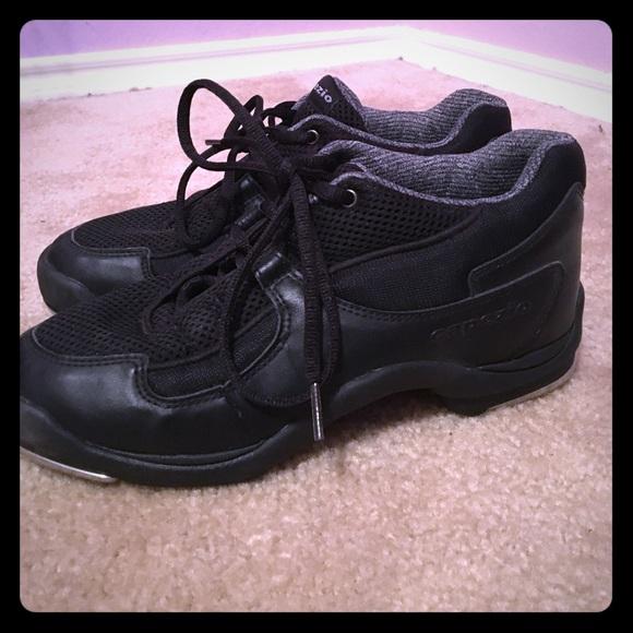 Capezio Tap Dance Sneaker Excellent