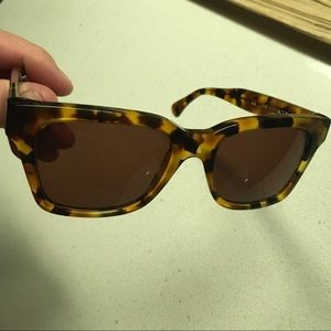 RetroSuperFuture Other - RetroSuperFuture America Tortoise Sunglasses