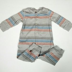 Tea Collection Other - Tea Collection Baby Boy One Piece Pajamas PJ