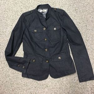Fitted Denim Jacket - perfect for summer!