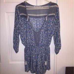 Faithfull the Brand Dresses & Skirts - Faithfull the brand romper Sz medium
