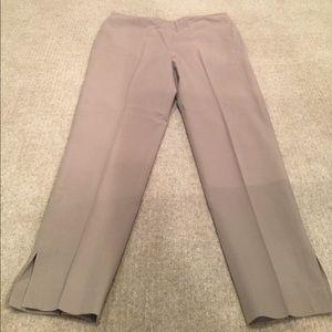 Brunello Cucinelli Pants - Brunello Cucinelli side zip khakis