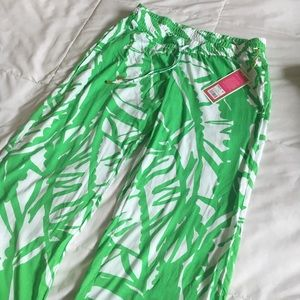 Lilly Pulitzer for Target Green Palazzo pants