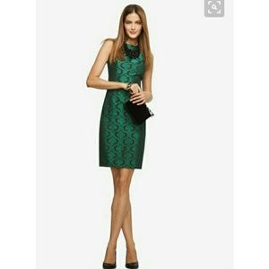 L'Wren Scott at Banana Republic Dresses & Skirts - L'wren Scott Banana Republic Jacquard Shift Dress