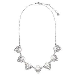 New Chloe + Isabel Art Deco Collar Necklace
