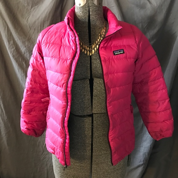 Patagonia Jackets Amp Coats Girls Size 10 M Puffer Hot