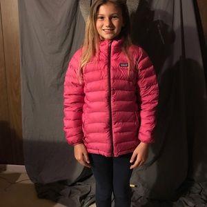 Patagonia Jackets Amp Coats Girls Size 10 M Puffer Hot