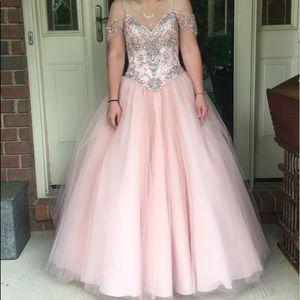 Mori Lee Dresses & Skirts - MoriLee Ball Gown