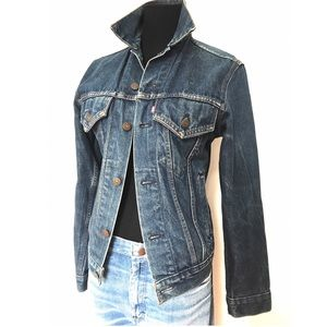 Vintage American made Levis Denim Jean Jacket