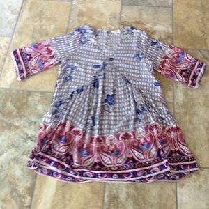 Umgee Dresses & Skirts - Umgee bohemian dress