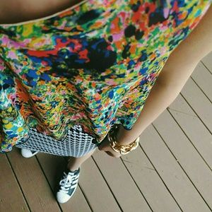Necessary Clothing Tops - Add on only - Necessary Clothing floral crop top