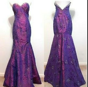 Night Moves Dresses & Skirts - Mermaid Ball Gown