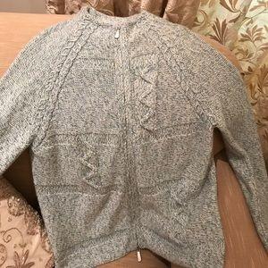 Malo Sweaters - Malo cardigan zip sweater