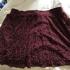Old Navy Dresses & Skirts - Printed Old Navy Skirt