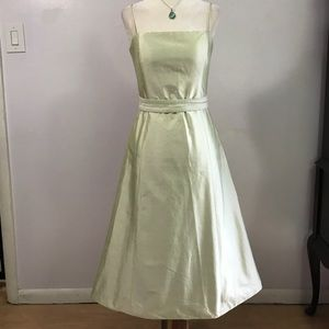 Jenny Yoo Dresses & Skirts - Jenny Yoo Silk Taffeta Formal Dress- Sz 4