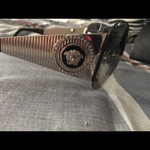 Versace...Medusa head outlined in diamonds GLASSES