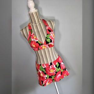 Other - Floral 2pc Bikini