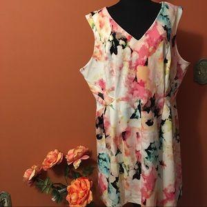 Worthington Dresses & Skirts - Worthington Woman Sleeveless Dress