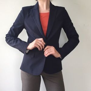 Theory Jackets & Blazers - Theory Fitted Blazer Jacket Wool size 8