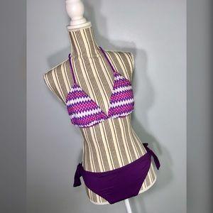 Other - Patterned 2pc Bikini