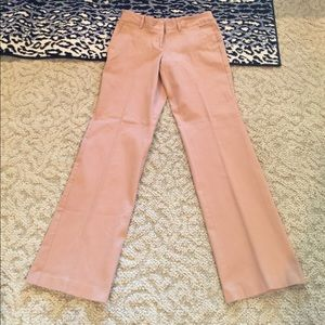 Long Elegant Legs Pants - NEW LEL DARK TAN PANTS W/ SPANDEX TALL 10 COMFY