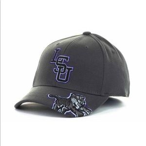 "Top of the World Other - LSU Tigers NCAA TOW ""All Access""Stretch Fitted Hat"