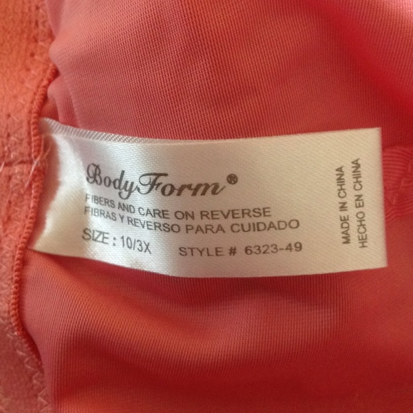 Body Form Panties 94