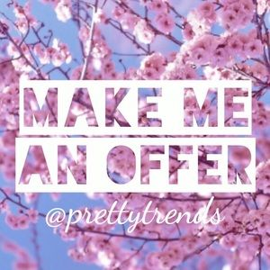 🌸🌸MAKE ME AN OFFER🌸🌸