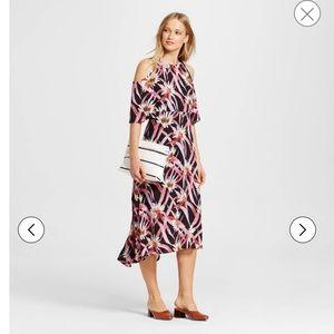 whowhatwear Dresses & Skirts - Floral Midi Dress