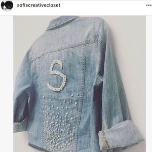 Follow me on Instagram @sofiscreativecloset