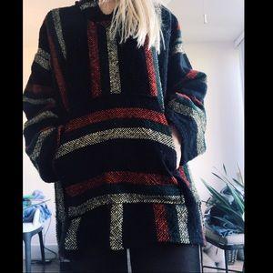 Vintage Sweaters - SALE✨❤️💛💚 VINTAGE RASTA PULLOVER